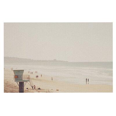 Myan Soffia Beach Day Beach Ocean Doormat