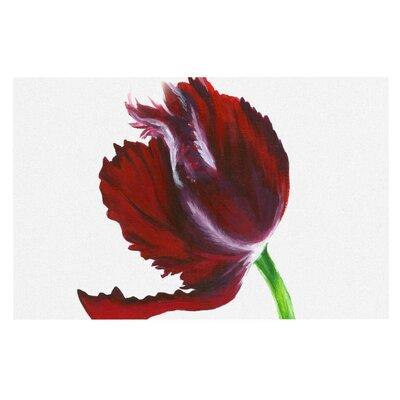 Lydia Martin Dark Tulip Doormat