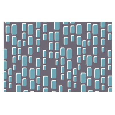 Michelle Drew Cubic Geek Chic Doormat