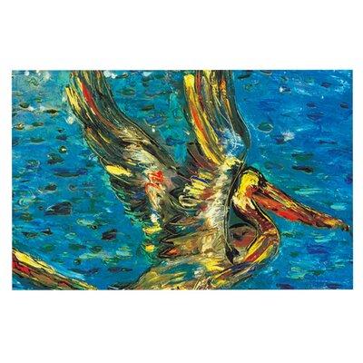 Josh Serafin Seabirds Doormat