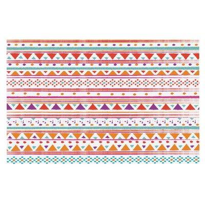 Nika Martinez Native Bandana Doormat
