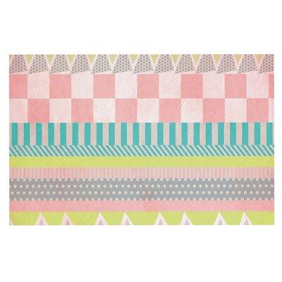 Louise Machado Luna Pastel Doormat