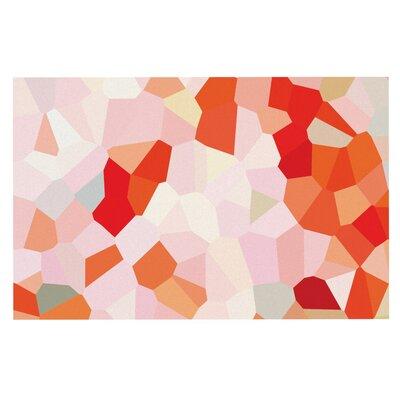 Iris Lehnhardt Oooh La La Pixel Doormat