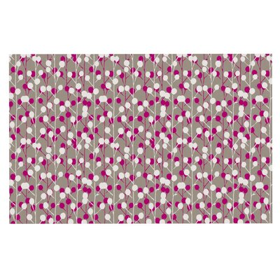 Julie Hamilton Wineberry Doormat