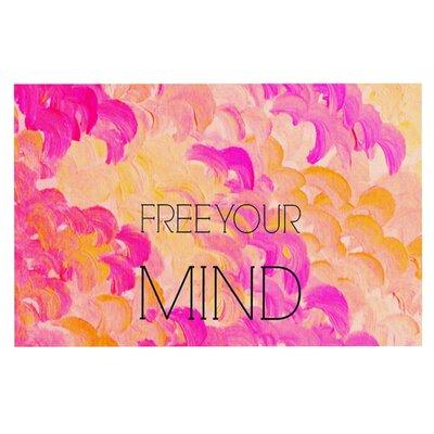 Ebi Emporium Free Your Mind Doormat