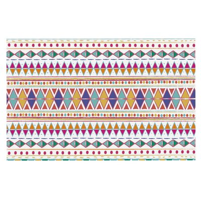 Nika Martinez Native Fiesta Doormat