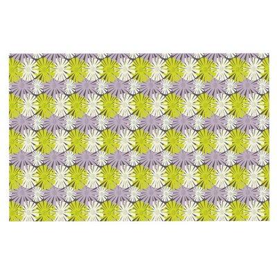 Julie Hamilton Zinnia Doormat