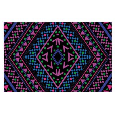 Nika Martinez Neon Doormat