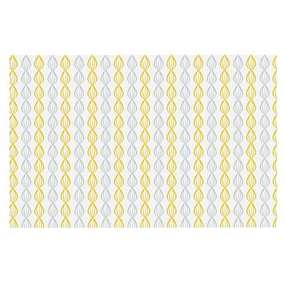 Julie Hamilton Lemon Pod Doormat
