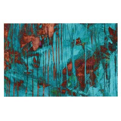 Iris Lehnhardt Rusty Paint Doormat
