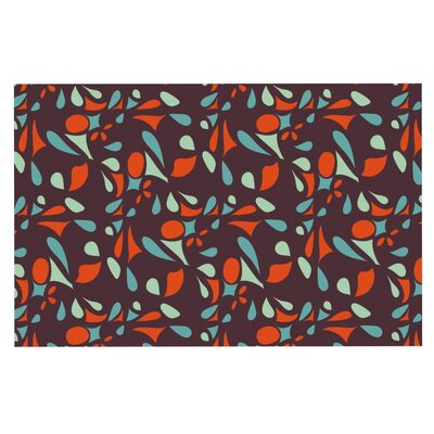 Miranda Mol Retro Tile Doormat