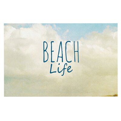 Iris Lehnhardt Beach Life Beach Doormat