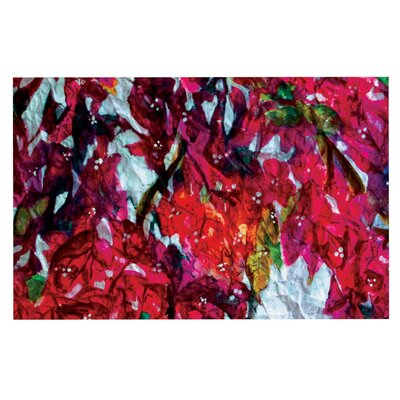 Mary Bateman Bougainvillea Doormat