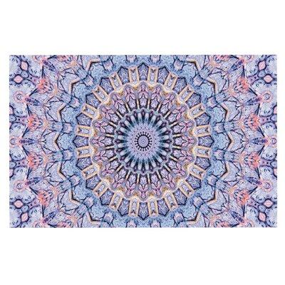 Iris Lehnhardt Summer Lace II Circle Doormat