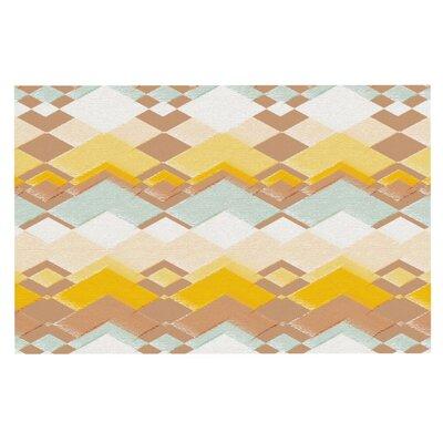 Nika Martinez Retro Desert Doormat