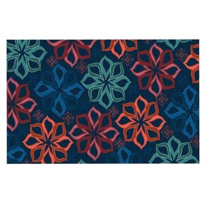 Jolene Heckman  Floral Charm Flowers Doormat