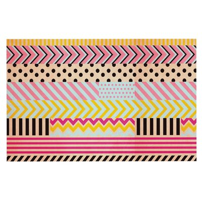 Louise Machado Decorative Tape Doormat