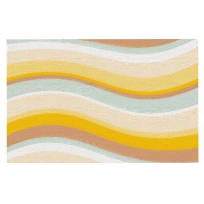 Nika Martinez Desert Waves Doormat