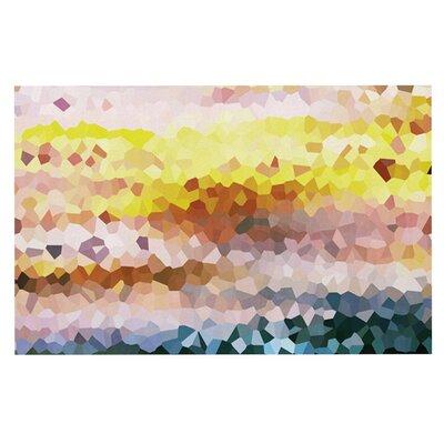 Iris Lehnhardt Turaluraluraluuu Pixel Doormat