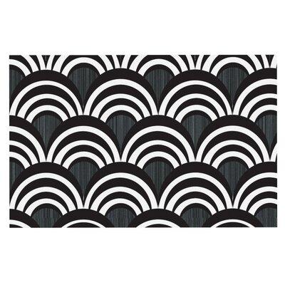 Nicole Ketchum Art Deco Doormat