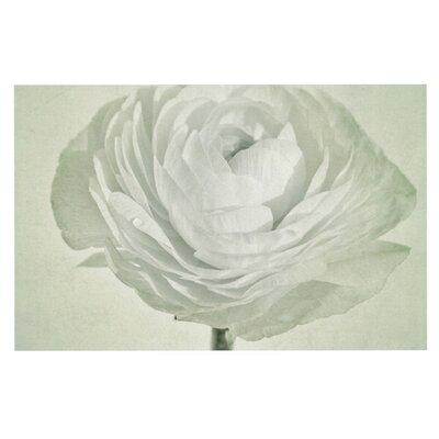 Iris Lehnhardt Whity Floral Doormat