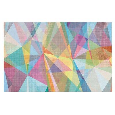 Mareike Boehmer Graphic 32 Rainbow Abstract Doormat