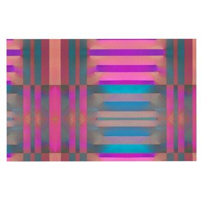 Nina May Tracking Stripes Doormat