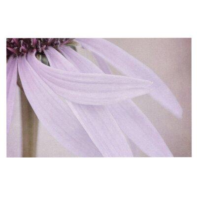 Iris Lehnhardt Windswept Lavender Floral Doormat