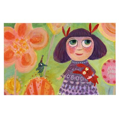 Marianna Tankelevich Flowerland Doormat