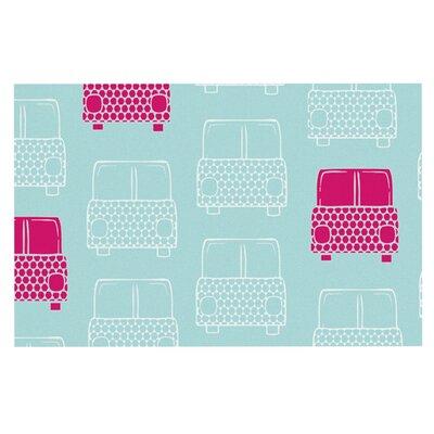 Michelle Drew Beep Beep Doormat