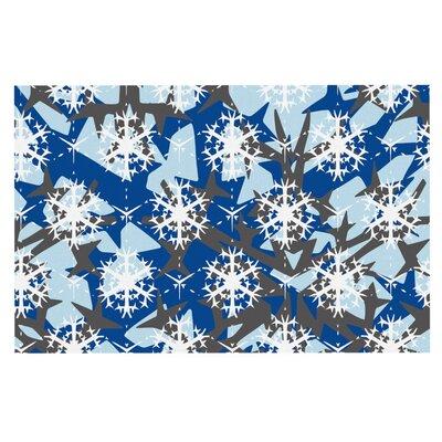 Miranda Mol Ice Topography Doormat