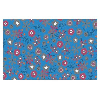 Michelle Drew Meadow Paisley Doormat