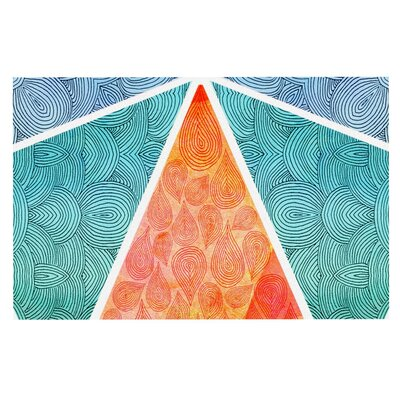 Pom Graphic Design Pyramids of Giza Doormat