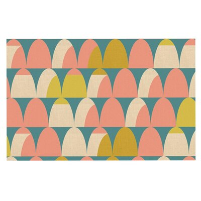 Michelle Drew Scallops Doormat