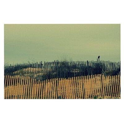 Robin Dickinson Carova Dunes Beach Doormat