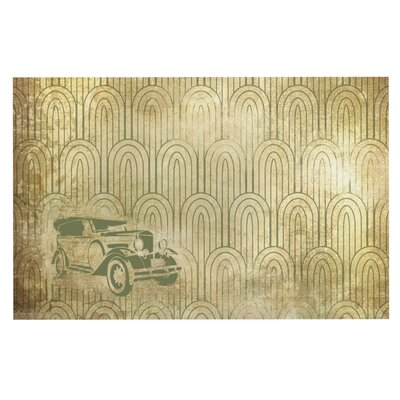 Deco Car Doormat