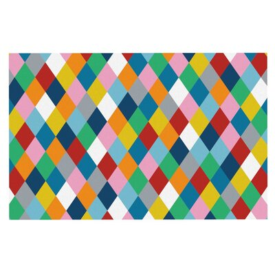 Project M Harlequin Zoom Doormat