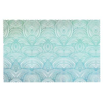 Pom Graphic Design Clouds in the Sky Doormat