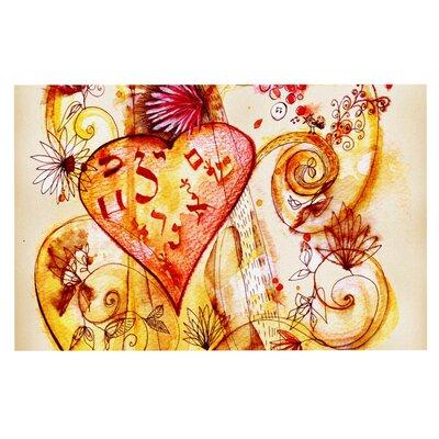 Marianna Tankelevich Tree of Love Doormat