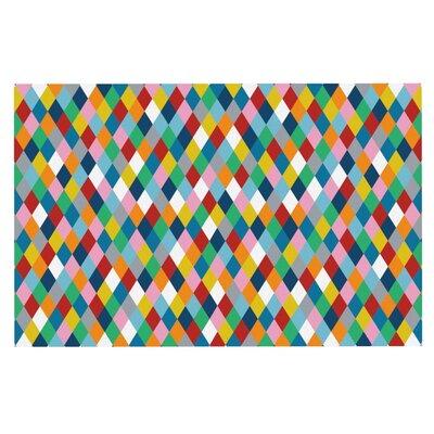 Project M Harlequin Doormat