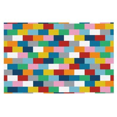 Project M Bricks Doormat