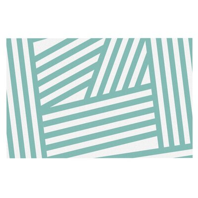 Louise Machado Stripes Doormat