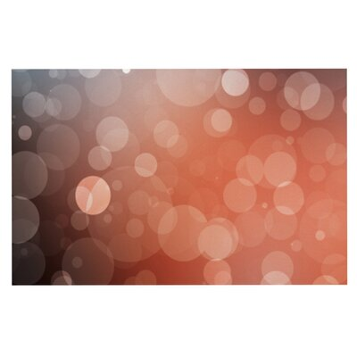 Sunset Bokeh Doormat