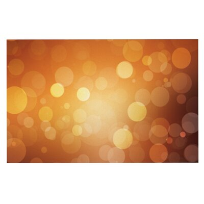 Sunrise Bokeh Doormat