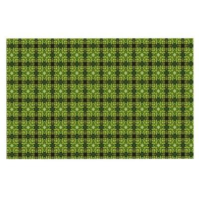 Matthias Hennig Floral Geometric Doormat