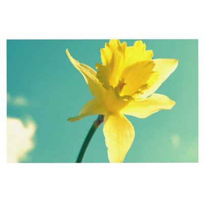 Robin Dickinson Daffodil Doormat