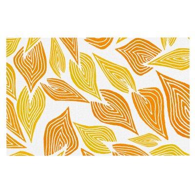 Pom Graphic Design Autumn Doormat Color: White