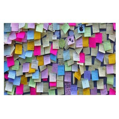 Trebam Respekt Rainbow Paper Doormat