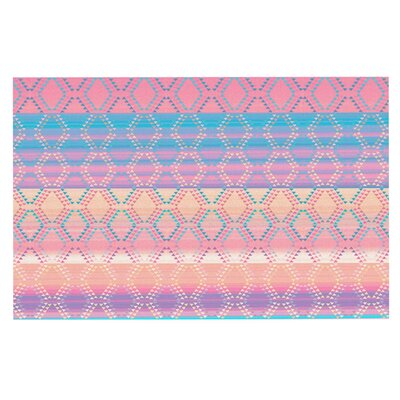 Nina May Denin and Diam New Mexico Pastel Doormat