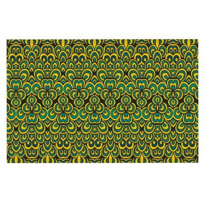 Pom Graphic Design Animal Temple Doormat Color: Black